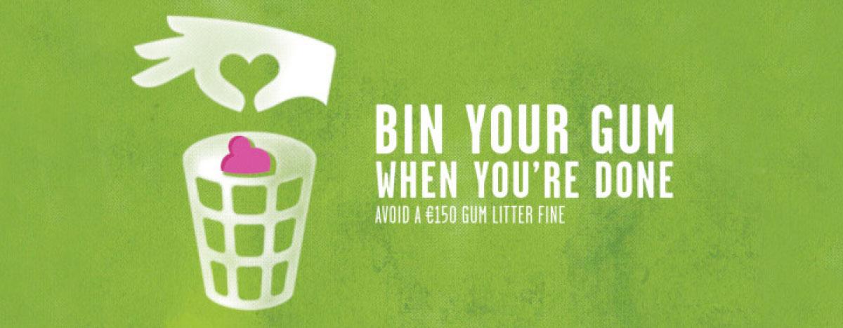 Image result for gum litter taskforce